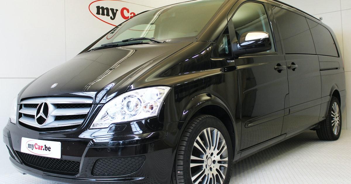 mercedes benz viano luxury combi le sp cialiste dans presque nouvelles voitures. Black Bedroom Furniture Sets. Home Design Ideas