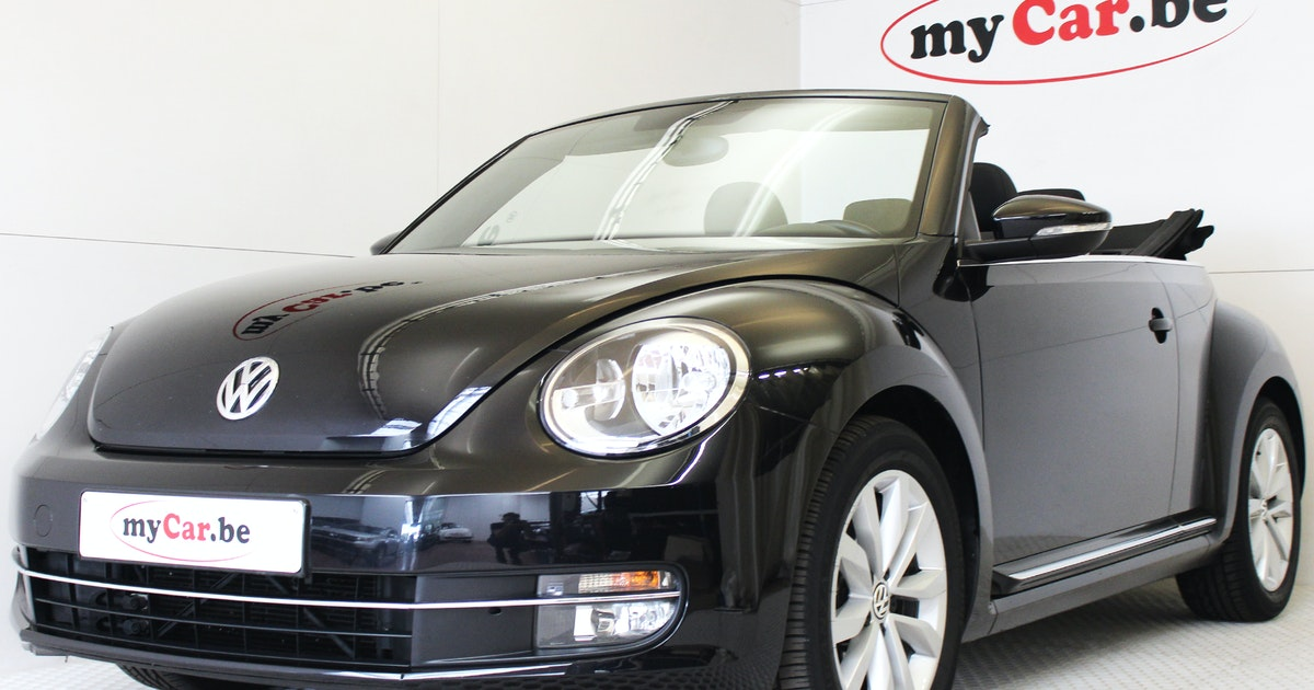volkswagen new beetle cabriolet design le sp cialiste dans presque nouvelles. Black Bedroom Furniture Sets. Home Design Ideas